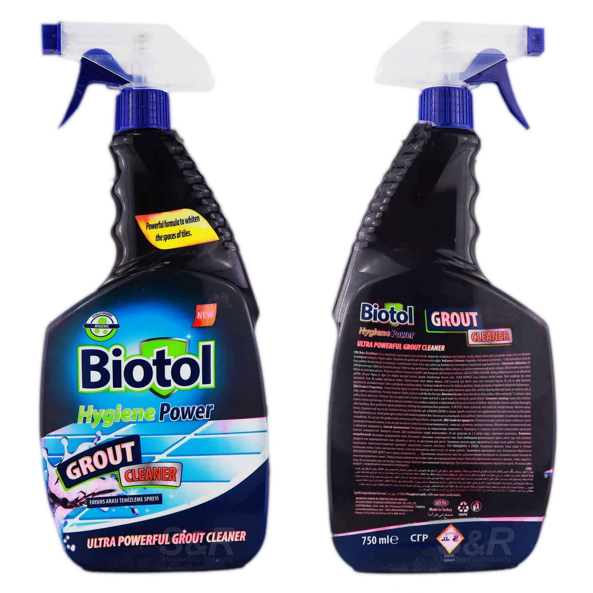 Biotol Grout Cleaner Reviews – Let's Find Its Legitimacy!